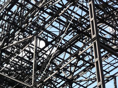 Metallspinnennetz
