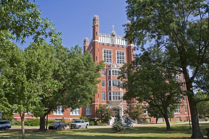 St. Gregorys University Shawnee OK