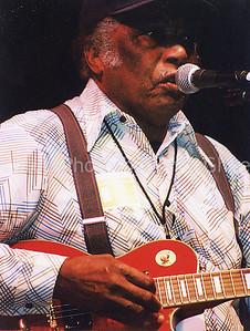 R L Burnside<br /> Tall Stacks Festival Cincinnati Ohio 1999