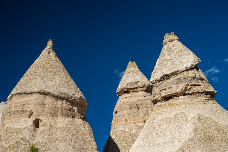 three Tent Rocks Kasha-Katuwe