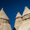 three Tent Rocks Kasha-Katuwe