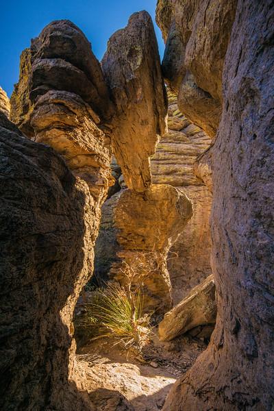 closeup Echo Canyon Grotto