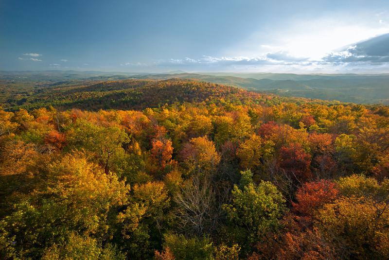Mt Gile colors