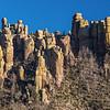Hailstone Trail pinnacles