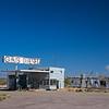 forlorn gas station Bowie AZ