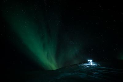 A Aurora Borealis Abisko