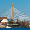 Museum of Science & Zakim Bridge