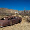 rusty car Dos Cabezos