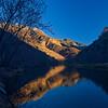 sunset Kern River