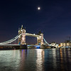 moonlight & Tower Bridge