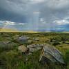 rainbow & rocks