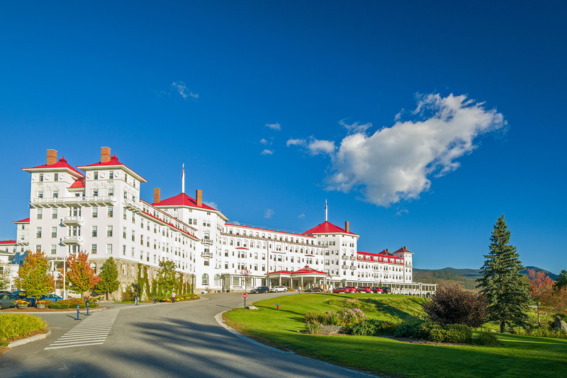 Mt Washington Resort Bretton Woods hotel