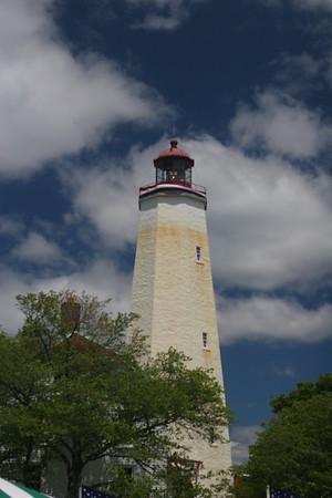 Sandy Hook - Lighthouse Day