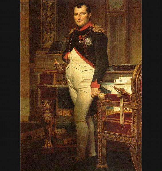 NPL12L - Portrait of Napoleon