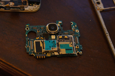 Samsung Galaxy S4_cleaning