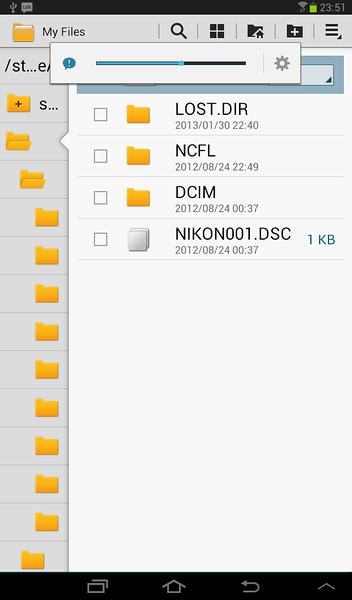 Screenshot - Usb Cardreader