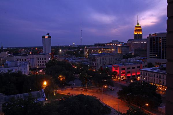 San Antonio trip