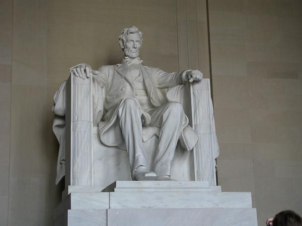 Washington DC August 08