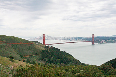 View from Marin