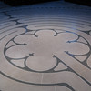 The labyrinth in Grace Cathedral