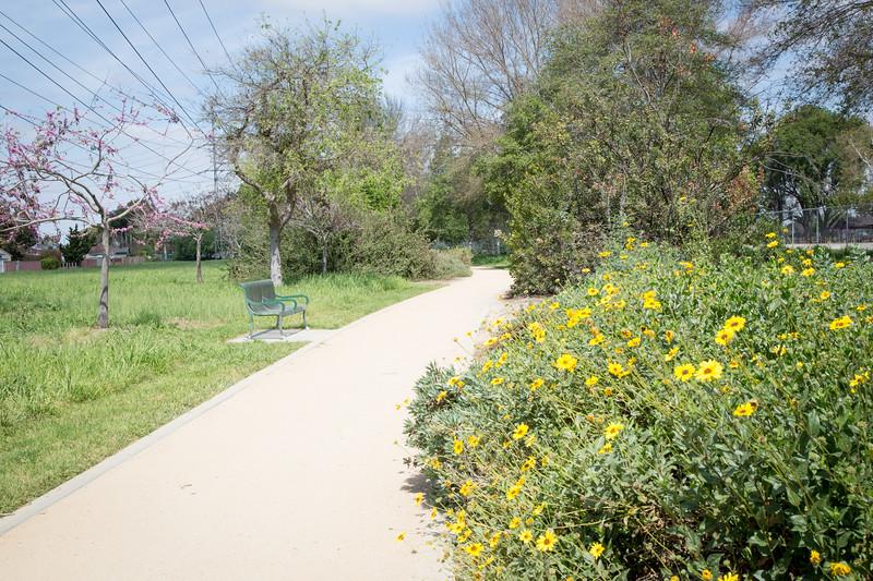 West San Gabriel River Parkway Nature Trail - Phase 1