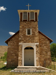 Chapel of San Jose-Picacho, NM