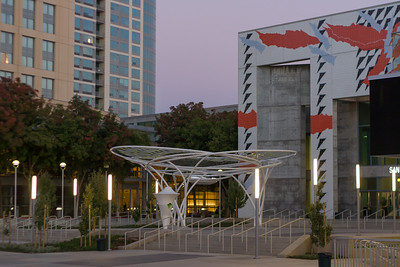 San Jose Convention Center Night Shots 2013-10-12
