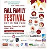Day In The Park Flyer