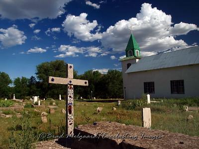 """""""Resting Place""""  San Patricio, NM"""