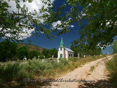 Title: Ask For The Old Paths Jer. 6:16 - San Patricio, New Mexico