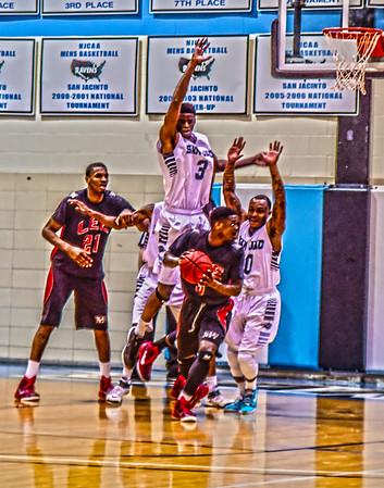 San Jacinto Ravens Basketball 2015 HDR