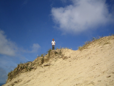 Sand Dunes in Jersey