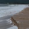 a beach berm