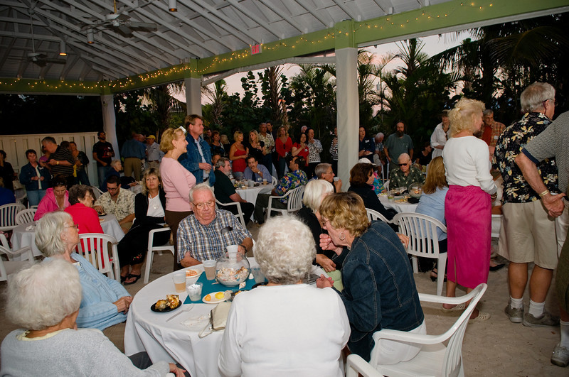 """the Ribbon Cutting ceremony at the Sandbar Restaurant on Anna Maria Island. The new weddings & events pavillion is beautiful!  The new deck in front of the restaurant is the perfect place to enjoy a great meal, great entertainment, and a great sunset!    <a href=""""http://www.GrouperSandwich.com"""">http://www.GrouperSandwich.com</a>"""