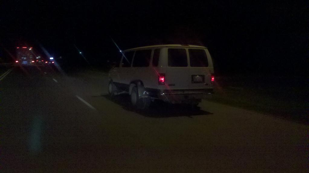 hoo rah for the dually van