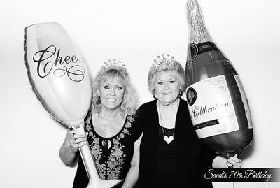 Sandi's 70th Birthday