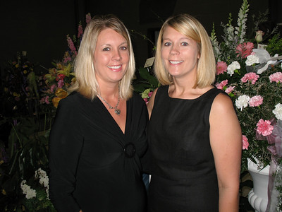 Becky Martin and Jessica Stephens, Sisters.