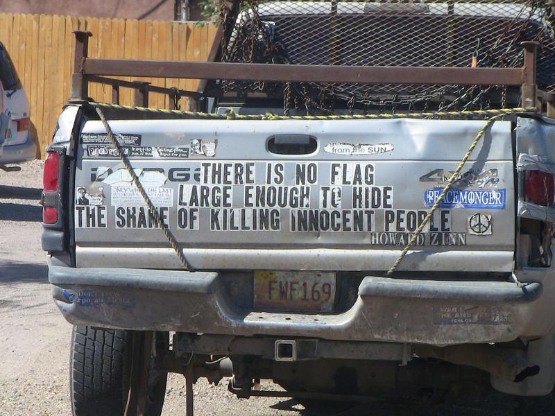 a common sense sentiment that I share