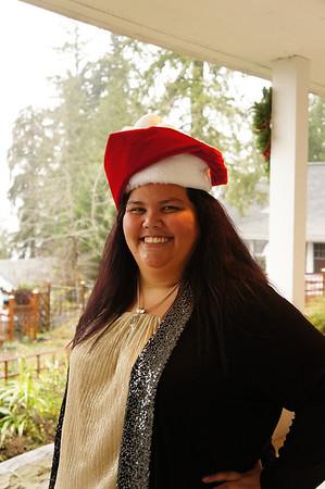 Santa & Mrs Claus Harmony Hill 2012
