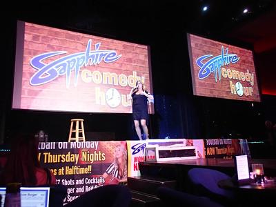 Sapphire Comedy Hour