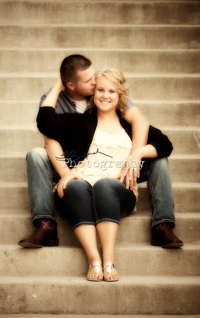 Sarah and Chris Engaged!