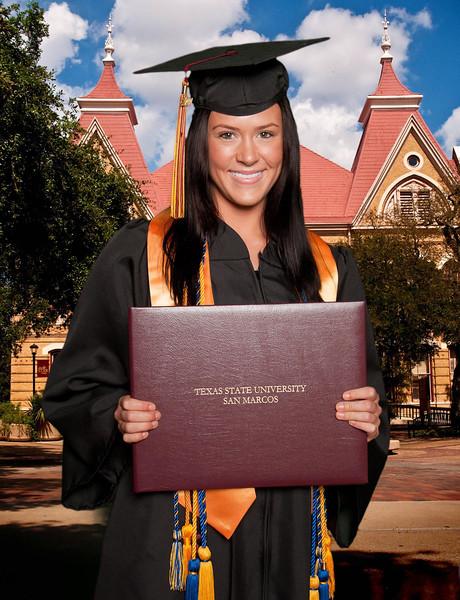 Sarah's College Graduation Photos