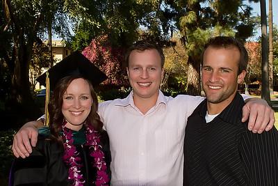 Sarah's PT Graduation