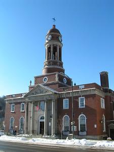 town hall, nov 16, 2003