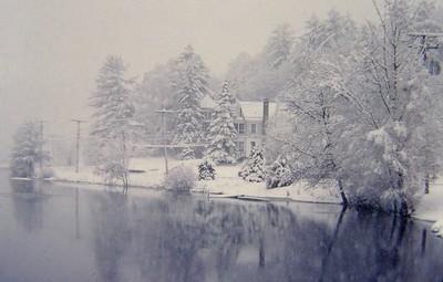 Lake Flower, Feb 1981 PICT9189