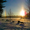 sundog, Lake Flower, SL, 8am dec 15, 2004bmod