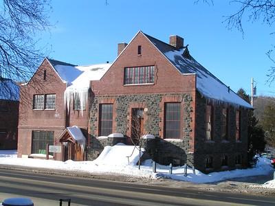 saranac lab, 1894-1964, march 5, 2005
