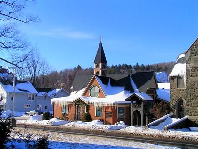 presbyterian church, march 5, 2005