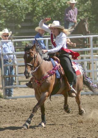 Saturday's CCPRA Rodeo