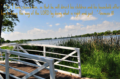 """12 BIBLE VERSES FOR FATHER'S DAY http://mondaymorningreview.wordpress.com/2012/06/13/12-bible-verses-for-fathers-day/ """"Genesis 18:19 – """"For I have chosen him, so that he will direct his children and his household after him to keep the way of the LORD by doing what is right and just, so that the LORD will bring about for Abraham what he has promised him.""""(NIV)"""""""
